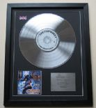 LIMP BIZKIT - Significant Other CD / PLATINUM PRESENTATION Disc